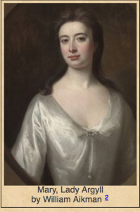 Mary Bellenden