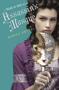 Assassin's Masque Cover